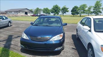 2003 Toyota Camry for sale in West Lafayette, IN