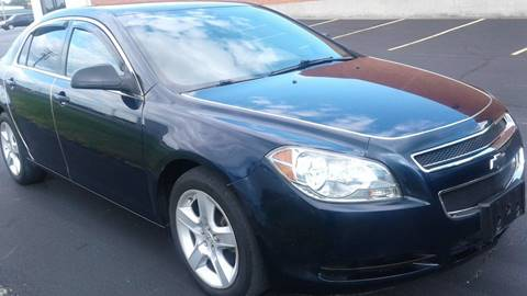 2010 Chevrolet Malibu for sale in Milford, OH