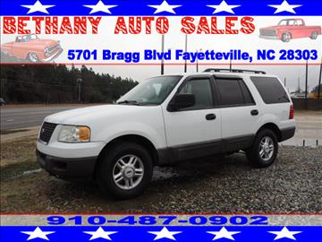 2006 Ford Expedition for sale in Fayetteville, NC