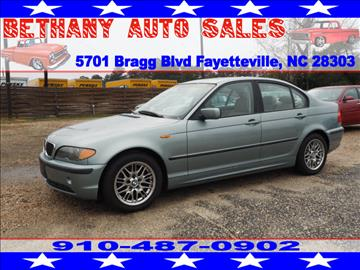 2003 BMW 3 Series for sale in Fayetteville, NC