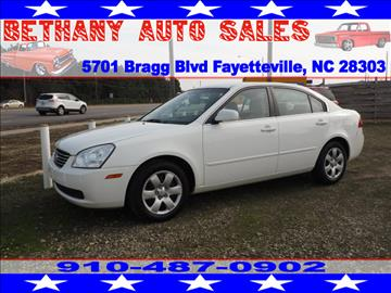 2007 Kia Optima for sale in Fayetteville, NC
