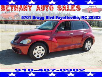 2006 Chrysler PT Cruiser for sale in Fayetteville, NC