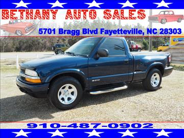 2000 Chevrolet S-10 for sale in Fayetteville, NC