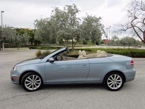 2012 Volkswagen Eos for sale in Delray Beach, FL