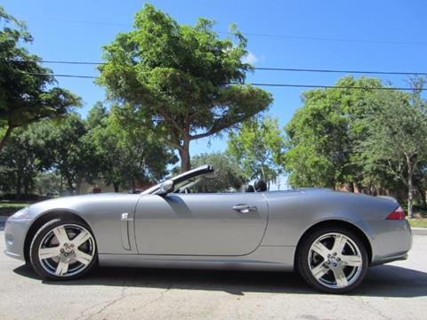 2009 Jaguar XK for sale in Delray Beach, FL