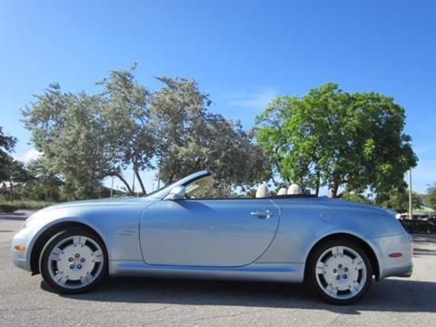 2004 Lexus SC 430 for sale in Delray Beach, FL