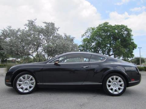 2005 Bentley Continental GT for sale in Delray Beach, FL