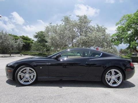 2005 Aston Martin DB9 for sale in Delray Beach, FL