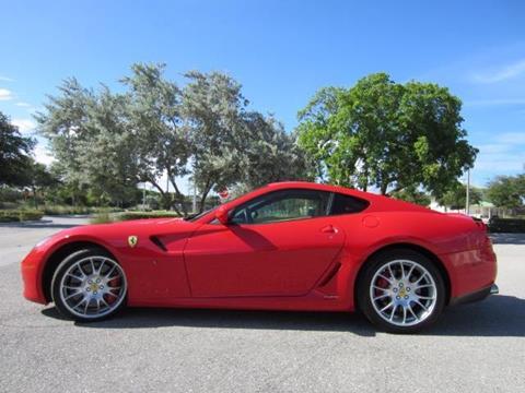 Ferrari 599 GTB Fiorano For Sale - Carsforsale.com®