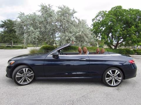 Mercedes benz c class for sale in delray beach fl for Mercedes benz delray beach