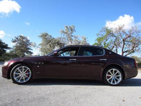 2009 Maserati Quattroporte For Sale in Florida - Carsforsale.com®
