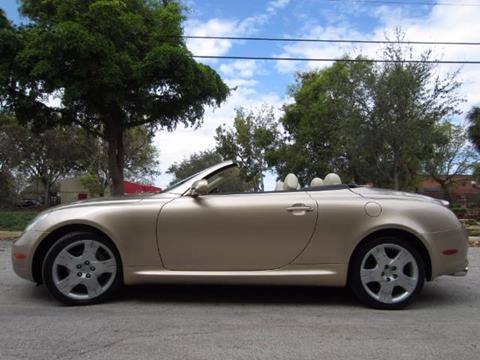 2005 Lexus SC 430 for sale in Delray Beach, FL