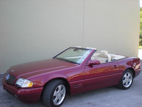 2000 Mercedes-Benz SL-Class for sale in Delray Beach, FL