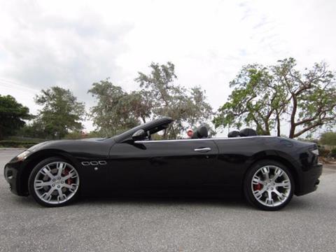 2011 Maserati GranTurismo for sale in Delray Beach, FL