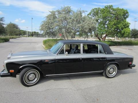 1974 Rolls-Royce Silver Shadow for sale in Delray Beach, FL