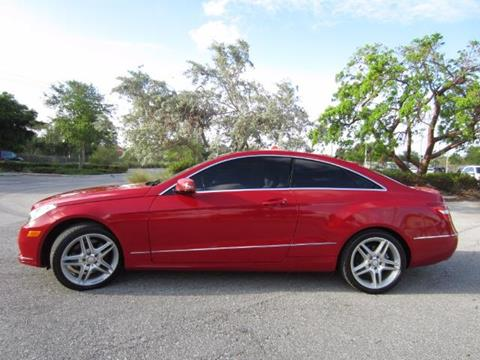 Coupe for sale in delray beach fl for Mercedes benz of delray used