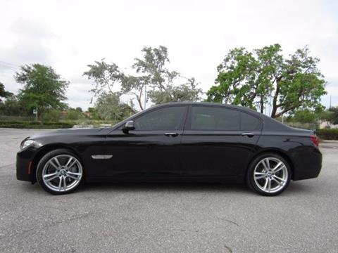 2013 BMW 7 Series for sale in Delray Beach, FL