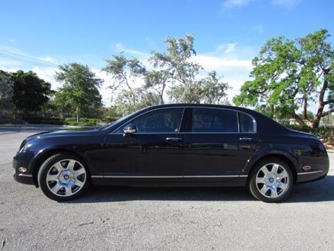 2006 Bentley Continental Flying Spur for sale in Delray Beach, FL