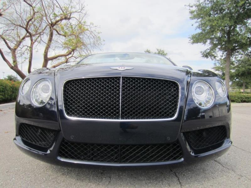 2014 Bentley Continental 15