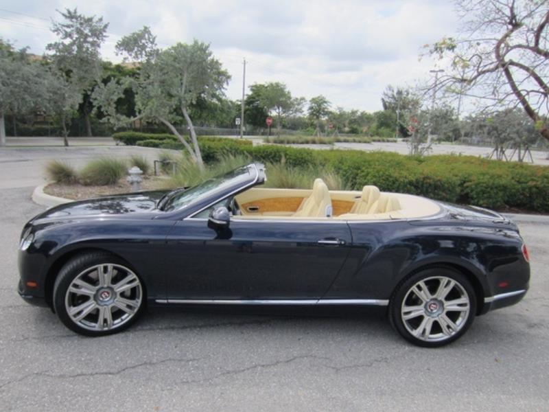 2014 Bentley Continental 1
