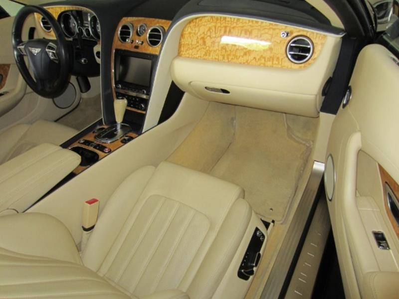 2014 Bentley Continental 5