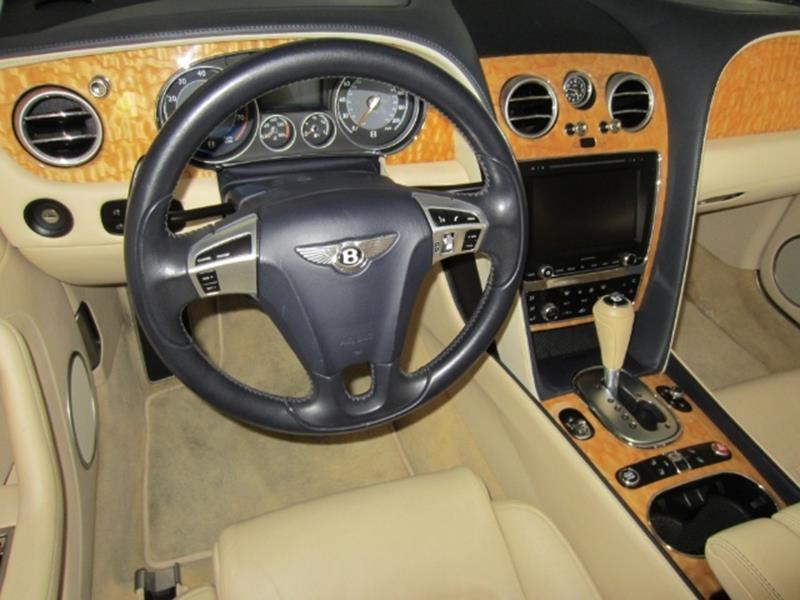 2014 Bentley Continental 9