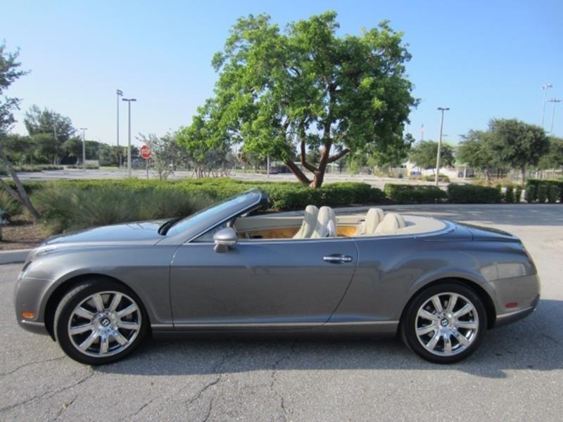 2008 Bentley Continental 1