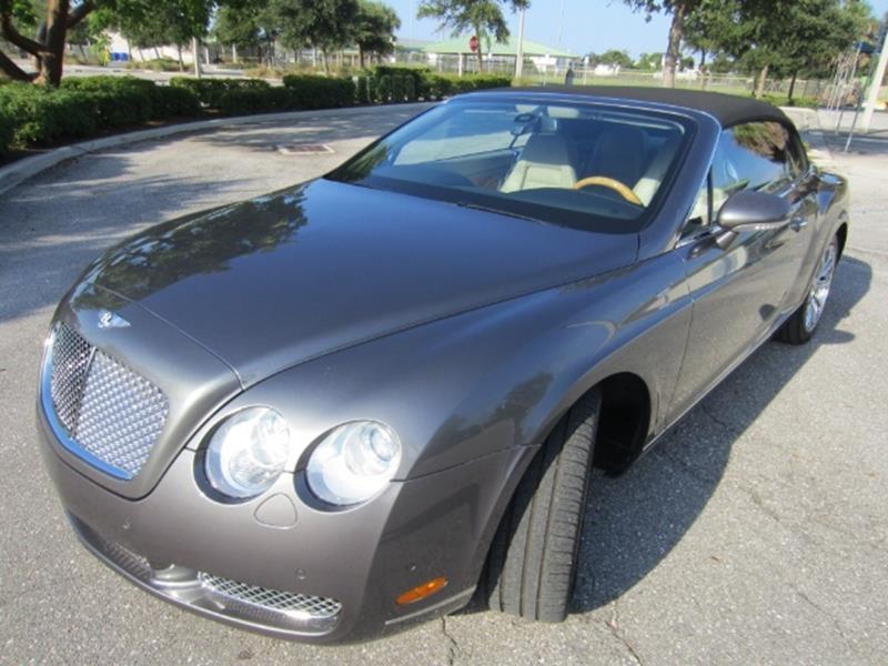 2008 Bentley Continental 19
