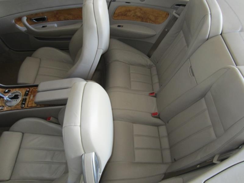2008 Bentley Continental 8