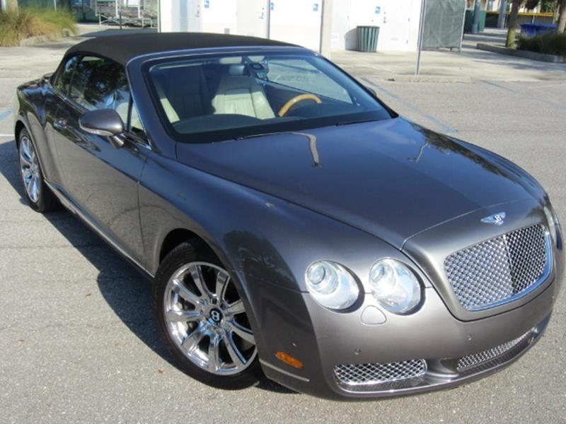 2008 Bentley Continental 20