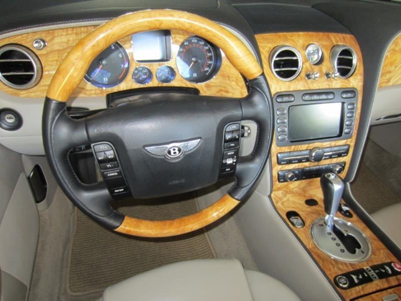 2008 Bentley Continental 10