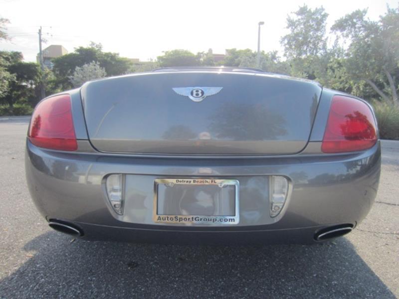 2008 Bentley Continental 15