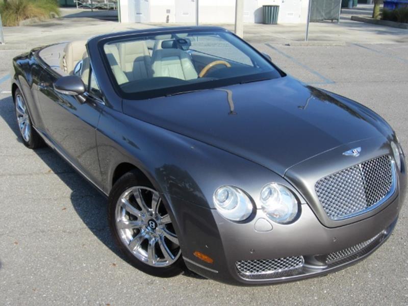 2008 Bentley Continental 3