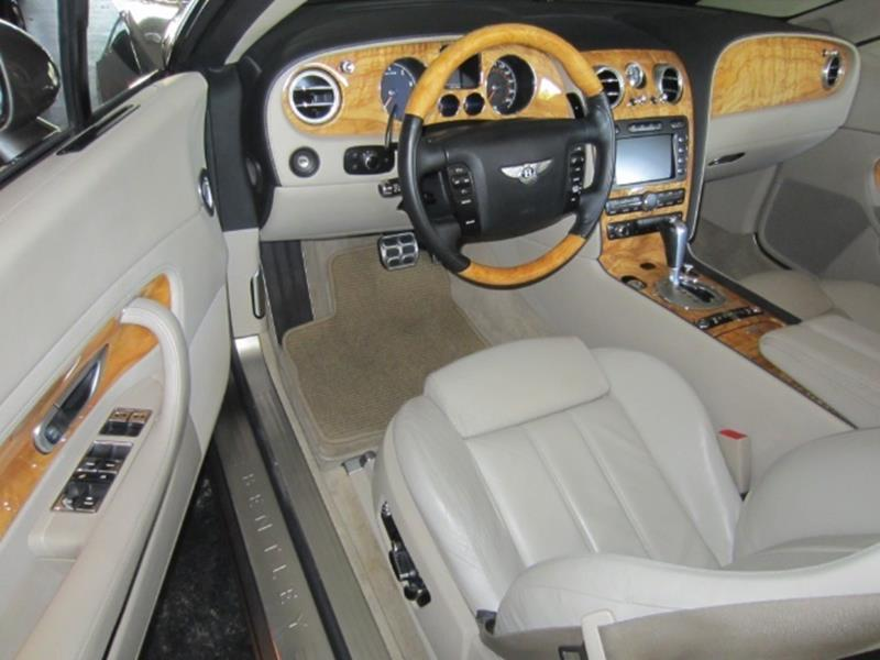 2008 Bentley Continental 11
