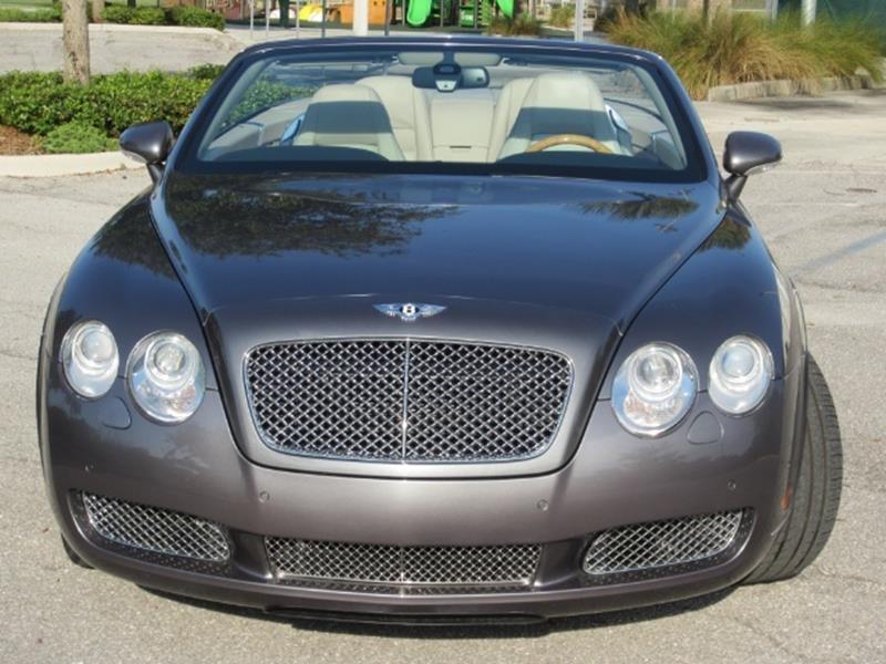 2008 Bentley Continental 18