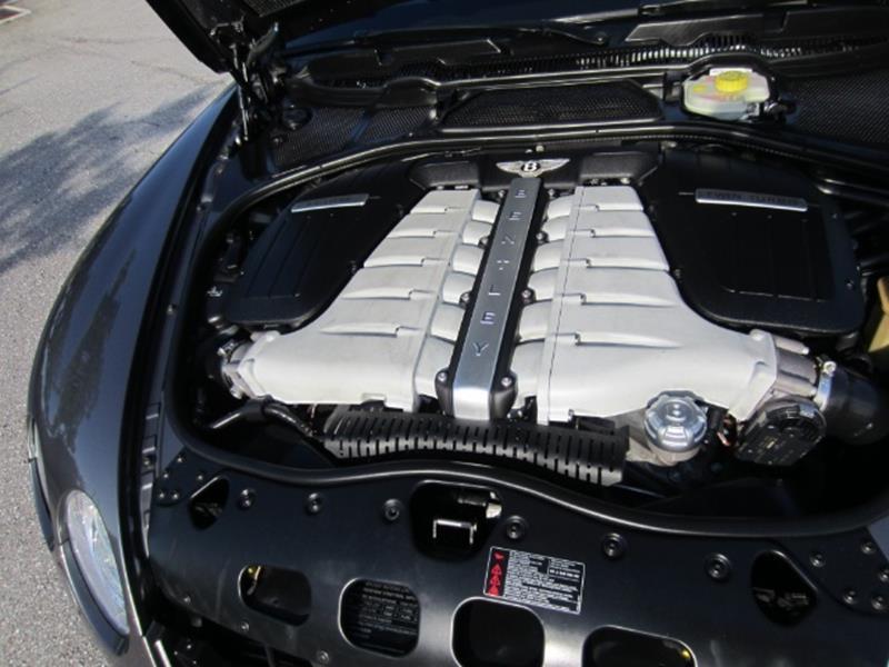 2008 Bentley Continental 17