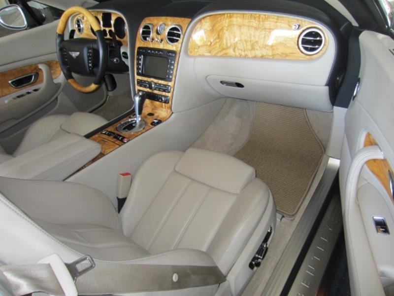2008 Bentley Continental 5