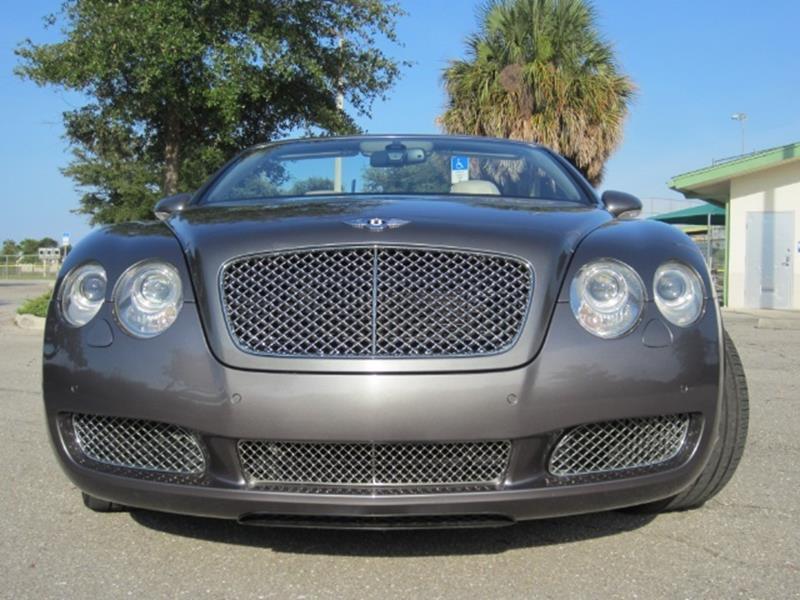 2008 Bentley Continental 16