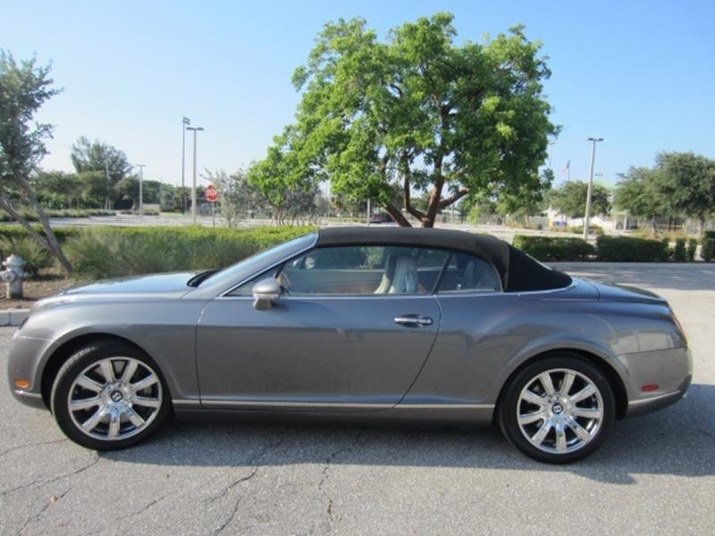 2008 Bentley Continental 23