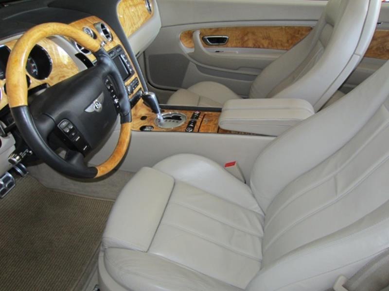 2008 Bentley Continental 9