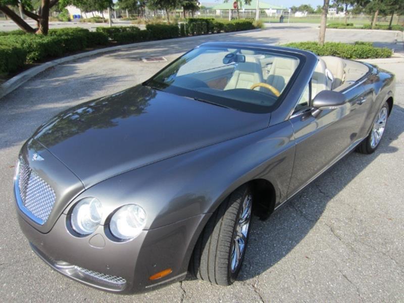 2008 Bentley Continental 2