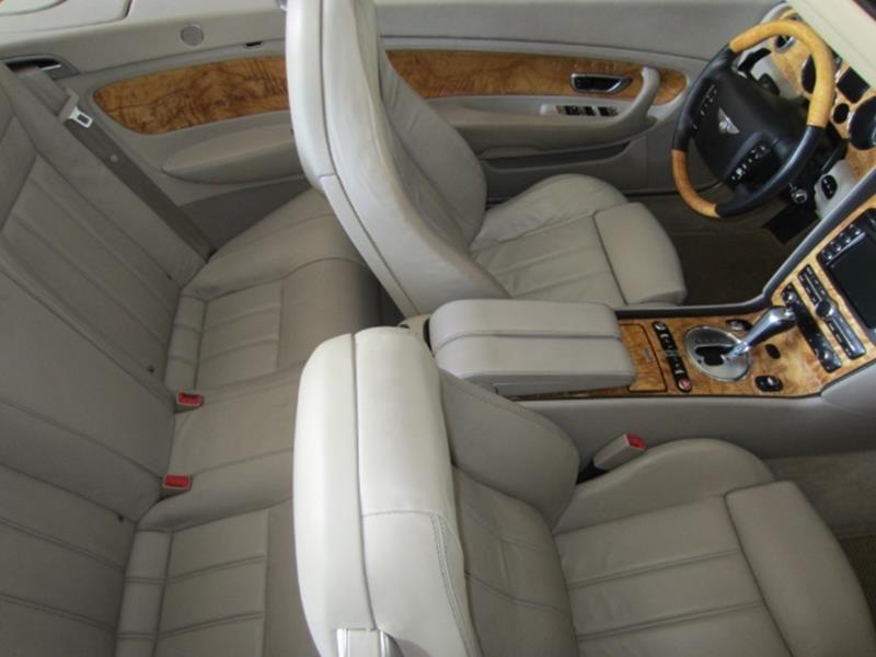 2008 Bentley Continental 6