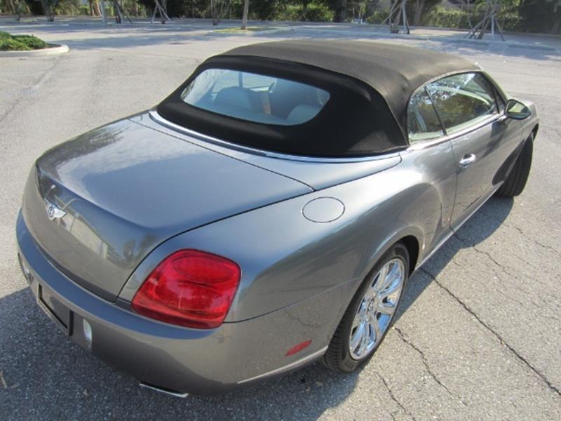 2008 Bentley Continental 21