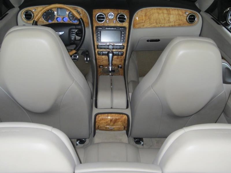 2008 Bentley Continental 7