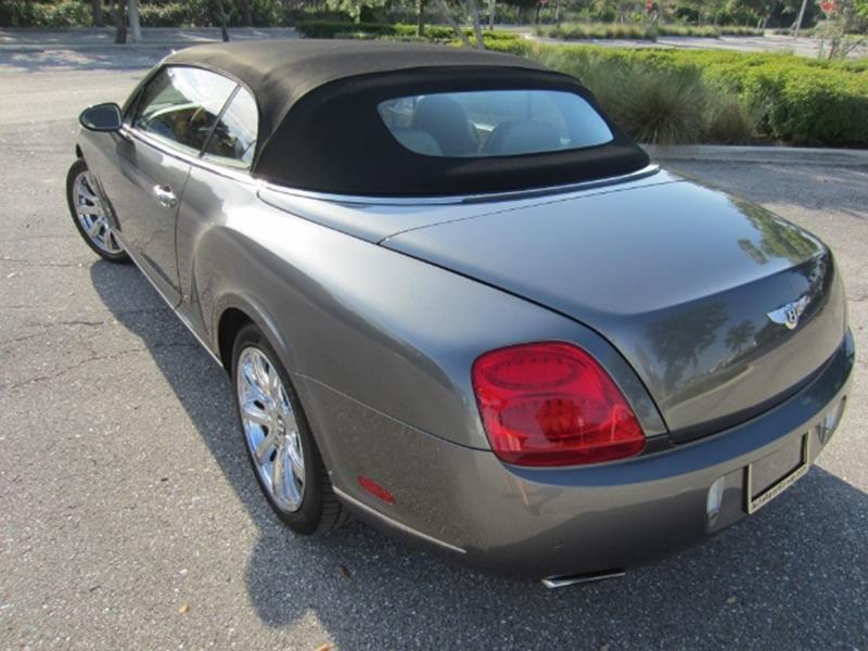 2008 Bentley Continental 22