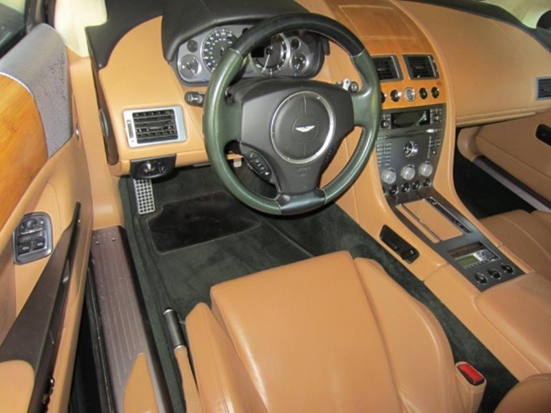 Aston Martin DB Volante Dr Convertible WAutomatic For Sale - 2006 aston martin db9 for sale