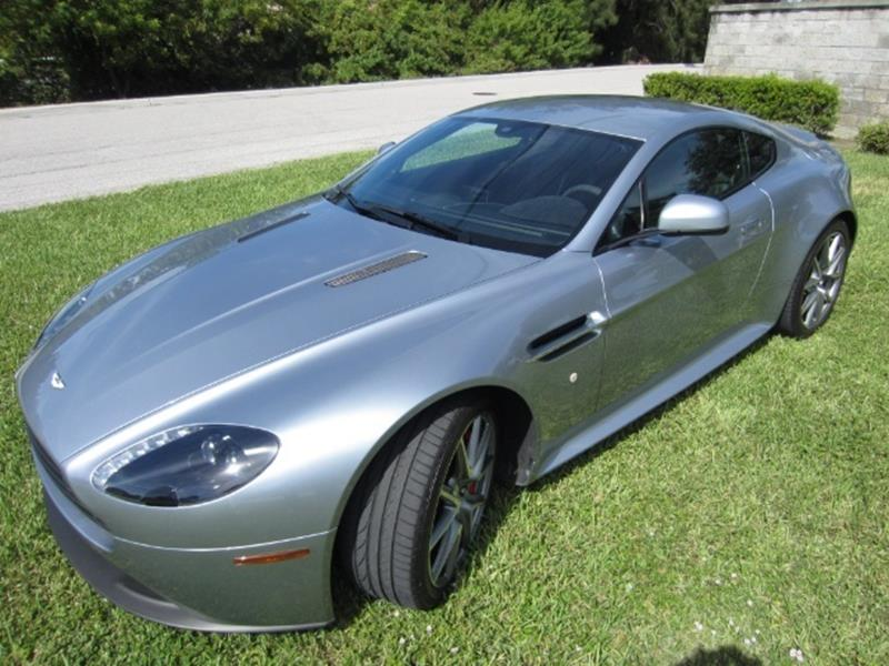 2015 Aston Martin V8 Vantage Gt 2dr Coupe For Sale All Collector Cars