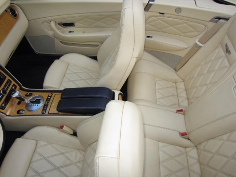 2010 Bentley Continental 9