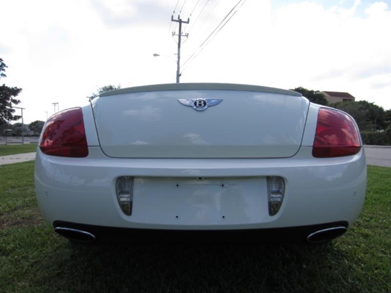 2010 Bentley Continental 17