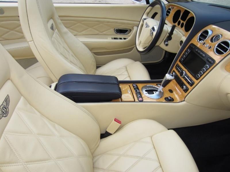 2010 Bentley Continental 6
